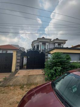 5 Bedroom Semi Detached Duplex + 1 Room Bq, Gra Phase 1, Magodo, Lagos, Semi-detached Duplex for Sale