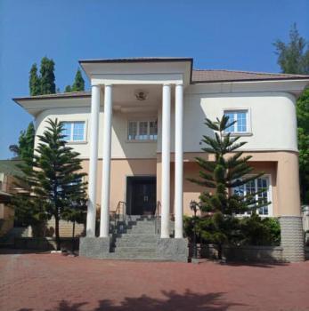 5 Bedrooms Detached Duplex with 4 Rooms Bq, Off Ibb Boulevard, Maitama District, Abuja, Detached Duplex for Rent