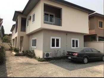 5 Bedroom Detached House + 2 Room Bq, Lekki Phase 1, Lekki, Lagos, Detached Duplex for Rent