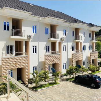 Luxury 4 Bedroom Terrace Duplex & 1 Room Bq, Guzape District, Abuja, Terraced Duplex for Sale