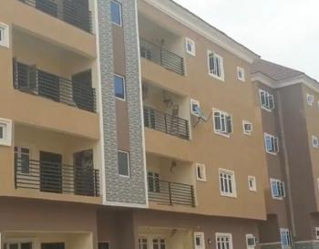 Brand New 3 Bedrooms Luxury & Spacious Apartment, Off Olusegun Obasanjo Way, Wuye, Abuja, Flat for Rent