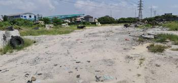Plot Measuring 1,600sqms + 2,300sqms Set Back, a Few Plots From Petrocam Fuel Station, Lekki Phase 2, Lekki, Lagos, Mixed-use Land for Sale