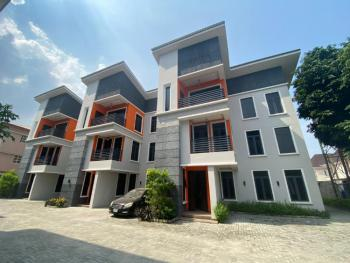 Brand New and Tastefully Finished 4 Bedroom Terrace Duplex with Bq, Ado, Ajah, Lagos, Terraced Duplex for Sale
