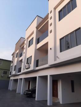 Brand New 4 Bedroom Terraced Duplex with Boys Quarter, Opebi, Ikeja, Lagos, Terraced Duplex for Sale