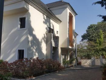 Newly Built Luxury 4 Bedrooms Detached Duplex with Bq, Legislative Quarters, Apo, Abuja, Detached Duplex for Sale