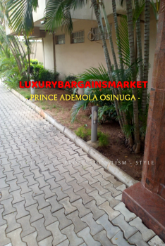 Good Deal! Well Sized 3 Bedroom Apartment+ Pool+gym Bq+elevator Etc, Parkview, Ikoyi, Lagos, Flat for Rent