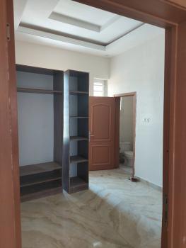 a Well Built 4 Bedroom  House in an Estate, Off Ochid Road Olugborangan, Lafiaji, Lekki, Lagos, Semi-detached Duplex for Sale