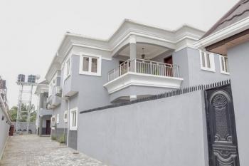 4 Bedroom Duplex with Study Room, By Ocean Palm Estate, Sangotedo, Ajah, Lagos, Detached Duplex for Rent