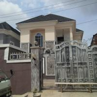 5 Bedroom Detached Duplex (all En-suite) With Jacuzzi, Fitted Kitchen, Laundry Space, Family Lounge, Ante Room And Boys Quarters, Omole Phase 2, Ikeja, Lagos, 5 bedroom, 6 toilets, 5 baths Detached Duplex for Sale