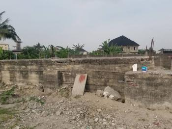 Land with Already Cast Foundation, Anthony Garden City, Anthony, Maryland, Lagos, Residential Land for Sale