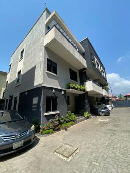 Executive 4 Bedroom Semi Detached Duplex with B.q, Oniru, Victoria Island (vi), Lagos, Semi-detached Duplex for Rent
