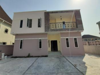 Fully Detached Brand New 4 Bedroom Duplex Plus Bq, Within an Estate Before Sangotedo Shop Rite, Sangotedo, Ajah, Lagos, Detached Duplex for Sale