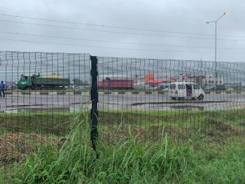 2000sqm Land, 2nd Roundabout Overlooking The Lekki-epe Expressway, Lekki Phase 1, Lekki, Lagos, Mixed-use Land for Sale