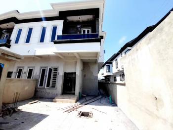 4 Bedroom Semi Detached Duplex with Bq, Chevron, Lekki, Lagos, Semi-detached Bungalow for Sale