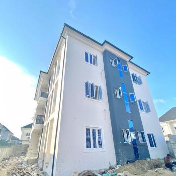 3 Bedroom Apartment with a Room Bq Fitted Kitchen, Osapa, Lekki, Lagos, Flat for Sale