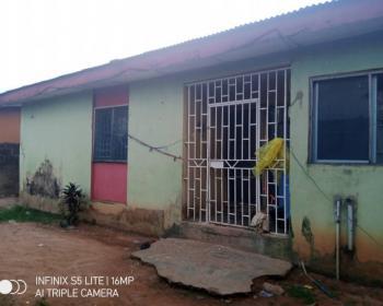 3 Numbers of Mini Flat Set Back on Over Half Plot, Ile Meiran Via Abule Egba, Meiran, Agege, Lagos, Mini Flat for Sale
