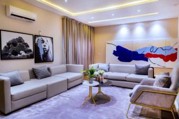 Exquisite 4 Bedroom Terrace in Excellent Location, Ikate, Lekki, Lagos, Terraced Duplex Short Let