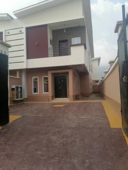 4 Bedroom Semi Detached Duplex with a Room Bq Available, Isheri Scheme 1, Gra, Magodo, Lagos, Semi-detached Duplex for Sale