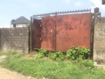 Well Located  and Fenced Plot of Land, New Layout  Estate, Eneka, Port Harcourt, Rivers, Residential Land for Sale