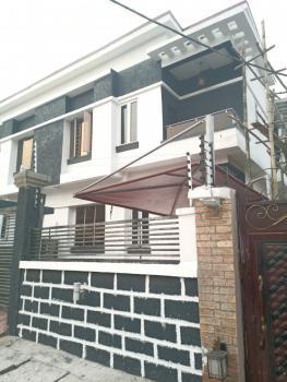 4 Bedroom Duplex with Excellent Facilities, Thomas Estate, Ajah, Lagos, Semi-detached Duplex for Sale