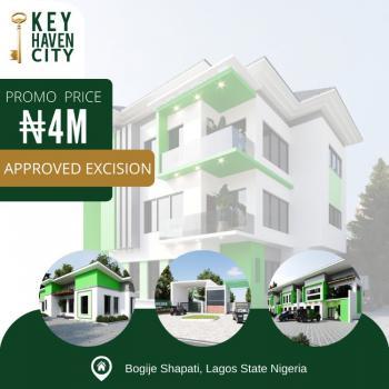 Land, Key Haven City, Bogije, Ibeju Lekki, Lagos, Residential Land for Sale