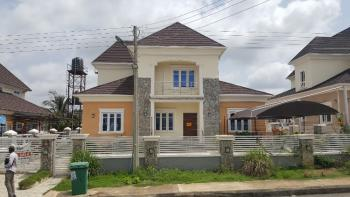 Mid-century Modern Home, Riverpark Estate, Airport Road, Lugbe District, Abuja, Detached Duplex for Sale