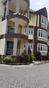 Luxury 4 Bedrooms with 1 Room Bq, Terrace Units Located, Royal Garden, Ajah, Lagos, Terraced Duplex for Sale