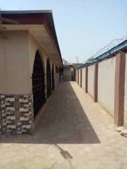 Four Bedroom Flat with a Bq, Ungwan Boro Sabon Tasha, Chikun, Kaduna, Detached Bungalow for Sale