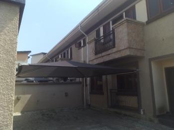 a Spacious 4 Bedroom Semi-detached House + a Room Bq, Osapa London, Osapa, Lekki, Lagos, Semi-detached Duplex for Rent