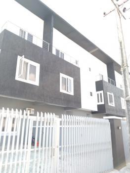 Newly Built Luxury 4 Bedroom Terrace Duplex with Bq, Lekki Right Side, Lekki, Lagos, Terraced Duplex for Sale