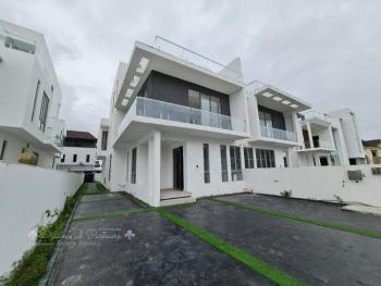 5 Bedroom Semi Detached Duplex, Pinnock Esate, Osapa, Lekki, Lagos, Semi-detached Duplex for Rent