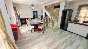 5 Bedroom Detached Duplex, Pinnock Estate, Osapa, Lekki, Lagos, Detached Duplex for Sale