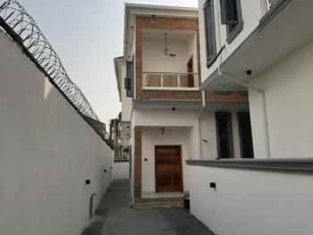 Tastefully Finished 4 Bedroom En-suite Semi-detached Duplex with a Bq, Bridgegate Estate, Agungi, Lekki, Lagos, Semi-detached Duplex for Sale