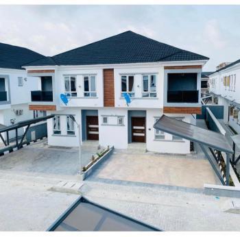 Luxury and Fully Serviced 4 Bedroom Semi-detached Duplex with a Bq, Ikate Elegushi, Lekki, Lagos, Semi-detached Duplex for Rent