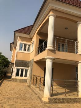 a Very Spacious 4 Bedroom Duplex with a Very Big Compound, Not Far From Brains & Hammers Estate, Life Camp, Abuja, Detached Duplex for Sale