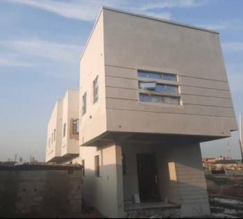 Newly Built 3 Bedroom Semi Detached Duplex with a Room Bq., Pedro, Behind  Gbagada Phase One, Gbagada, Lagos, Semi-detached Duplex for Sale
