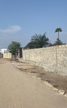 Fenced, Gated 1300sqm Land, Orchid Hotel Road, Chevron Area, Lafiaji, Lekki, Lagos, Mixed-use Land for Sale