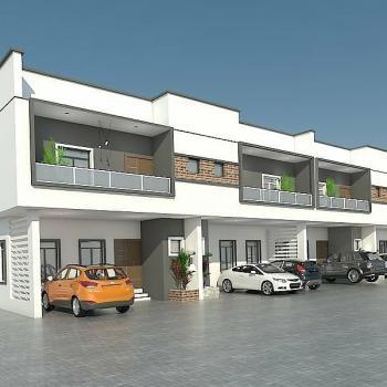 Lovely 3 Bedroom Terrace Duplexes + Bq, Badore, Ajah, Lagos, Terraced Duplex for Sale