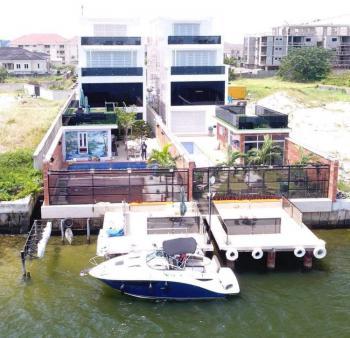 Luxurious 6 Bedroom Waterfront Detached House, Bannan Island Estate, Banana Island, Ikoyi, Lagos, Detached Duplex for Sale