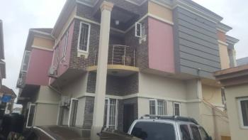 Well Maintained 4 Bedroom Semi Detached House With Boys Quarters, 4 Bedroom Semi-detached Duplex For Rent, Lekki, Lagos
