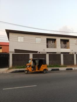 Executive 3 Bedroom Flat, Salami Street,palmgroove, Pedro, Gbagada, Lagos, Flat for Rent