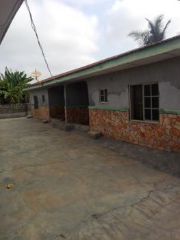 2 Buildings of 2 Units Bedoom Flat Each &4room& Parlour Self Contained, Car Wash Road, Adehun Area, Ado-ekiti, Ekiti, Hotel / Guest House for Sale