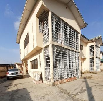 8 Bedroom Twin Duplex on 900sqm Land with 8 Acs in an Estate, Cooperative Villa/ Unity Estate, Badore, Ajah, Lagos, House for Sale