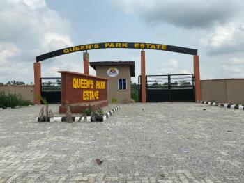 Luxury Buy and Build Land Available with Quality Features, Queen Park Estate, Mowe Ofada, Ogun, Residential Land for Sale