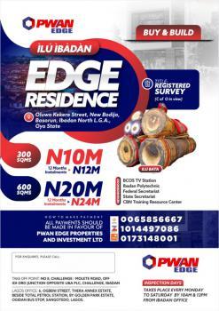 Edge Residence Buy and Build, Oluwokekere Street, New Bodija, Ibadan, Oyo, Residential Land for Sale