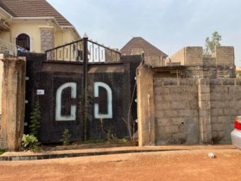Strategic Uncompleted 5 Bedroom Suited Detached Duplex, Destiny Layout Off Old Airport Road,thinkers Corner, Enugu, Enugu, Detached Duplex for Sale
