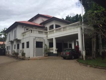 Ambassadorial 4 Bedroom Duplex with 3 Bedroom Guest Chalet & 4 Bq, Malcolm Frasers Street Off Jimmy Carter Street, Asokoro District, Abuja, Detached Duplex for Rent