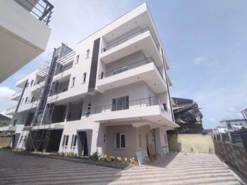 Luxury 3 Bedroom Flat with a Room Bq, Chevron, Lekki Phase 2, Lekki, Lagos, Flat for Sale
