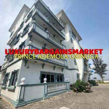New Waterfront 3 Bedroom Apartment +pool, Parkview, Ikoyi, Lagos, Flat for Rent