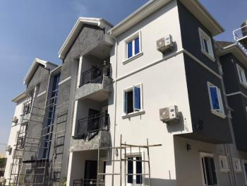 Brand New and Serviced 2 Bedroom with Acs and Generator, Jahi District, Jahi, Abuja, Flat for Rent